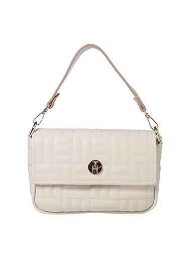 TH Bags TH Bags  Kadın Omuz Çantası TH064800  Krem